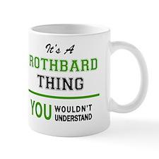 Cute Rothbard Mug