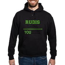 Cool Rudy Hoodie