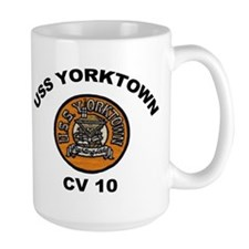 USS Yorktown CVA 10 Mug