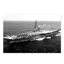 USS Yorktown Ship's Image Postcards (Package of 8)