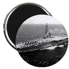 USS Yorktown Ship's Image Magnet