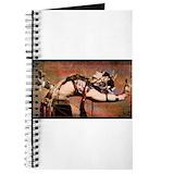 Bellydance Journals & Spiral Notebooks