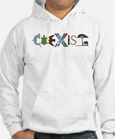 Coexist with Animals Hoodie