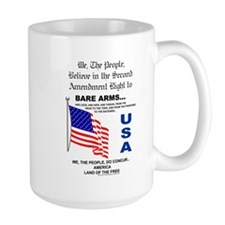 American Flag MugMugs