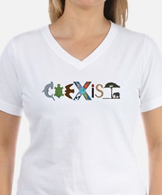 Coexist with Animals T-Shirt