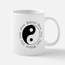 Balance Yin Yang Small Small Mug