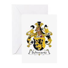 Schwartz Greeting Cards (Pk of 10)