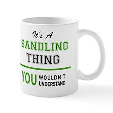 Unique Sandles Mug