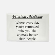 Vet Med: Animals Better Magnets