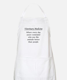 Vet Med: Animals Better Apron