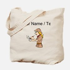 Custom Archaeologist Tote Bag