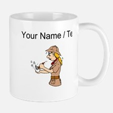 Custom Archaeologist Mugs