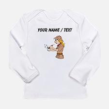 Custom Archaeologist Long Sleeve T-Shirt