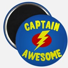 "Cool Captain awesome 2.25"" Magnet (10 pack)"