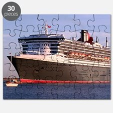 Cruise Ship 2: Queen Mary 2 Puzzle