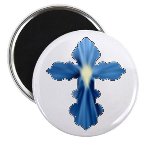 "Holy Spirit Cross 2.25"" Magnet (10 pack)"