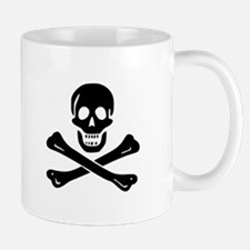 Classic Skull and Crossbones Mug