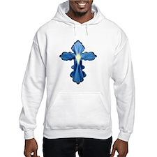 Holy Spirit Cross Hoodie
