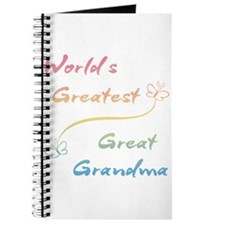 Great Grandma Journal