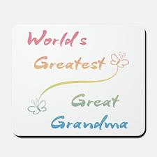 Great Grandma Mousepad
