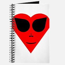 Alien Valentine Journal