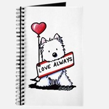 Love Always Westie Journal