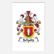 Schultz Postcards (Package of 8)