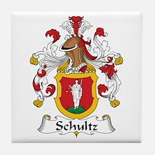 Schultz Tile Coaster