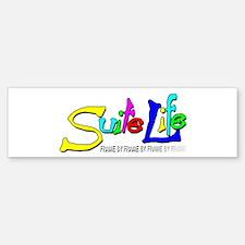 SuiteLife - Frame By Frame - COLOR Bumper Bumper Bumper Sticker