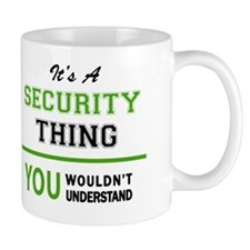 Cute Security Mug