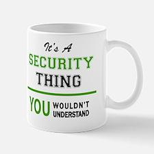 Unique Security Mug