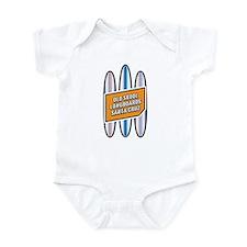 3 Longboards Infant Bodysuit
