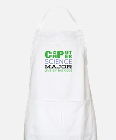 Live By The Code Apron