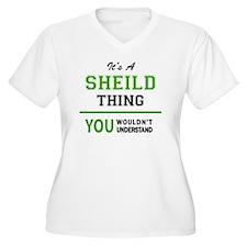 Unique Sheild T-Shirt