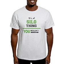 Cute Silos T-Shirt