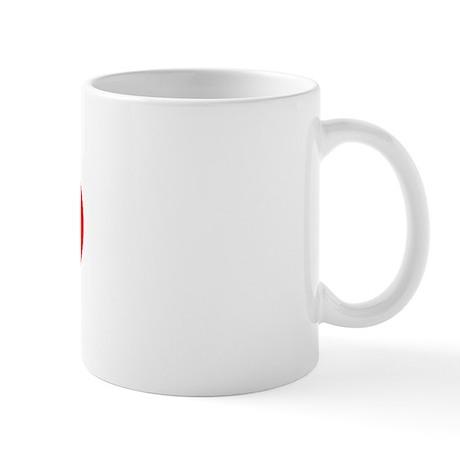 I Love Beagles Mug