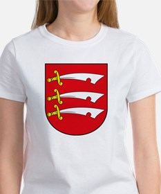 Essex County Coat of Arms Women's T-Shirt