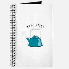 Tea Kettle Time Journal