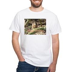 Quokka Christmas White T-shirt
