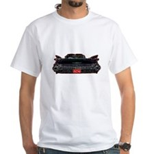 1967, 40th Cadillac White T-shirt