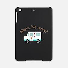 What's The Scoope? iPad Mini Case