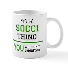 Cute Socci Mug