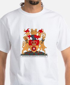 Hampshire County Coat of Arms Shirt