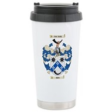 Cute Code of arms Travel Mug