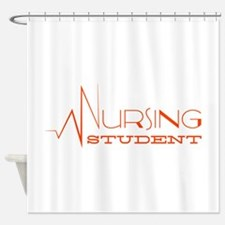 Nursing Student Shower Curtain