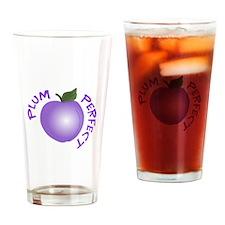 PLUM PERFECT Drinking Glass