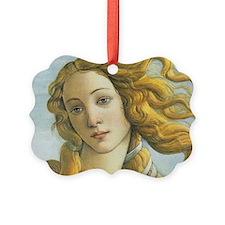 Botticelli Birth Of Venus Ornament