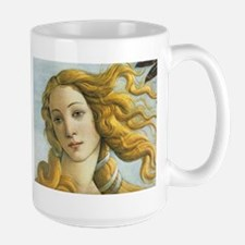Botticelli Birth Of Venus Mugs