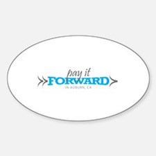 Funny Pay it forward Decal