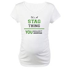 Unique Stag Shirt